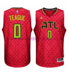 Atlanta Hawks Trikot Herren 15-16 Jeff Teague 0# Alternate Basketball Trikot Swingman..